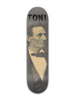 Thomas Banger Park Skateboard 7 7/8 x 31 5/8