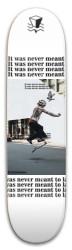 Tears & Pain Gallery Park Skateboard 8 x 31.775