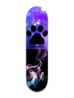 cool Custom 8.0 Baker Park Board