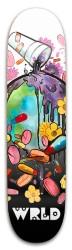 WRLD Park Skateboard 8 x 31.775