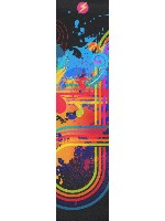Intentful Motion Custom longboard griptape