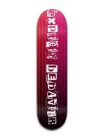 XXX Banger Park Skateboard 8 x 31 3/4