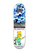 Stoner hype Banger Park Skateboard 8 x 31 3/4