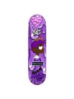 Uzi fan board Banger Park Skateboard 8 1/4  x 32