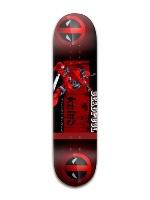 Deadpool Kaleb Park Complete Skateboard 8 x 31 3/4
