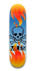 Miles Park Skateboard 7.5 x 31.370