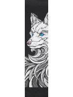 Aida's Custom longboard griptape