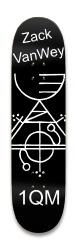 Z.VanWey Park Skateboard 8.25 x 32.463