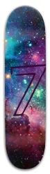 7 Park Skateboard 8 x 31.775