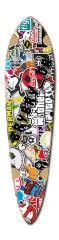 nice Dart Skateboard Deck v2