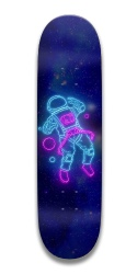 Spaceman Park Skateboard 7.5 x 31.370