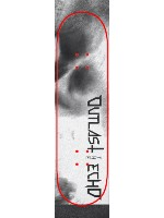 Outlast the Echo Custom skateboard griptape