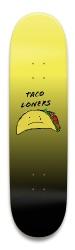 Taco loners Park Skateboard 8.5 x 32.463