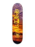 @9KTBH Banger Park Skateboard 8 x 31 3/4