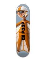 Vector Banger Park Skateboard 8 x 31 3/4