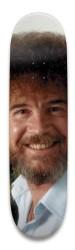 Bob Ross Park Skateboard 9 x 34