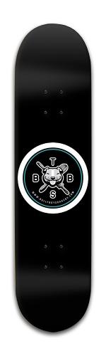 Bully Boys 1 Banger Park Skateboard 8 x 31 3/4