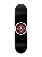 Bully Boys 2 Banger Park Skateboard 8 x 31 3/4