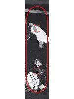 Die Lit Custom skateboard griptape