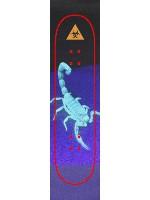 Scorpion_UV_tape Custom skateboard griptape