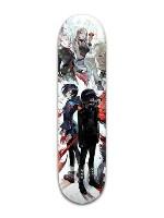 Tokyo ghoul Banger Park Skateboard 8 x 31 3/4