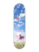 Flowers Banger Park Skateboard 8 x 31 3/4