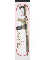 Ar-15 grip tape Custom skateboard griptape