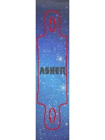 Trippin Custom skateboard griptape