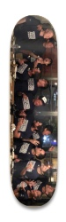 Samuraibirthday Park Skateboard 8.25 x 32.463