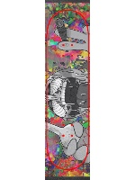 Party Animal Custom skateboard griptape