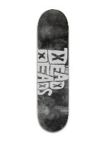 The Dead Shell Roll Banger Park Skateboard 8 x 31 3/4