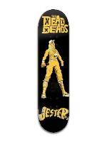 Golden Meta Park Complete Skateboard 8 x 31 3/4