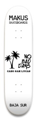 no bad days Park Skateboard 8.5 x 32.463