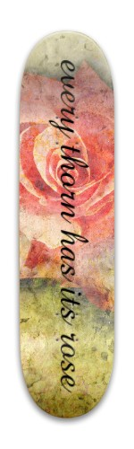 every rose Park Skateboard 7.88 x 31.495