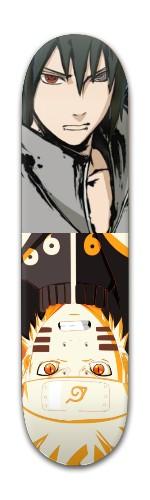 Naruto Shippuden Banger Park Skateboard 7 7/8 x 31 5/8