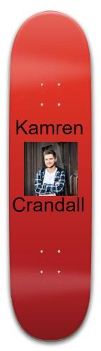 Kamren Crandall Park Skateboard 8 x 31.775