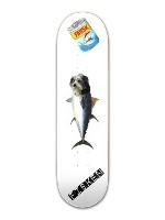 Fisken2 Banger Park Skateboard 8.5 x 32 1/8