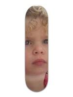 Carly Banger Park Skateboard 8.5 x 32 1/8