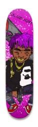lil Uzi Vert Park Skateboard 8.25 x 32.463