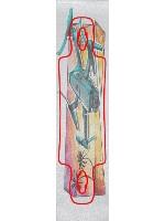 gta drone Custom skateboard griptape
