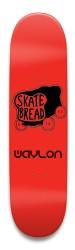 Waylons Board Park Skateboard 8.5 x 32.463