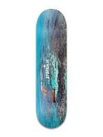 STOFFINJA Banger Park Skateboard 8 x 31 3/4