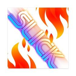 Slick Sticker 4 x 4 Square