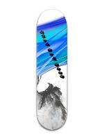 The Raven Park Complete Skateboard 8 x 31 3/4