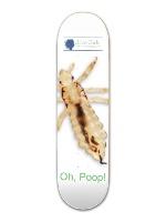 poop deck Banger Park Skateboard 8.5 x 32 1/8