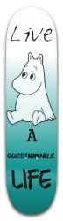 Personal Moomin Skateboard Park Skateboard 8 x 31.775
