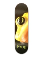 Frog Banger Park Skateboard 8.5 x 32 1/8