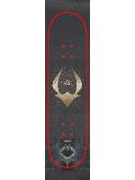 Bolas Custom skateboard griptape