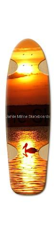 Jamie Minne Skateboards Rock Steady v2