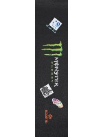 Maite Custom longboard griptape